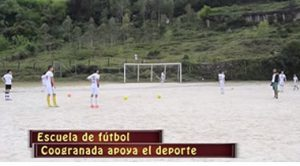 escuela futbol