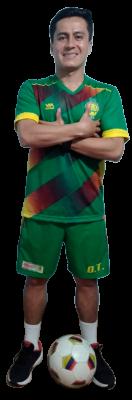 Yeison Guaca   Entrenador Bogotá